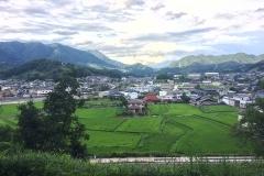 Japanese tea town